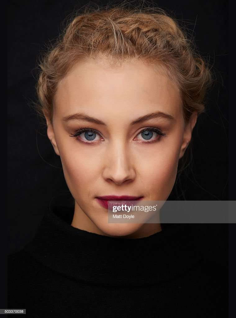 Sarah Gadon, SAG Foundation, December 1, 2015