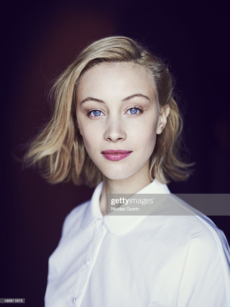 Sarah Gadon, Self Assignment, May 2014