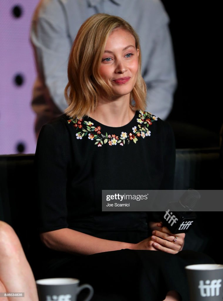 "2017 Toronto International Film Festival - ""Alias Grace"" Press Conference"