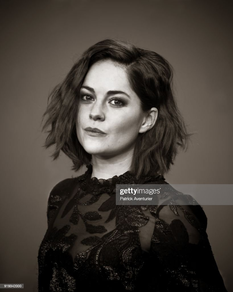 Actress Sarah Greene during the 68th Berlinale International Film Festival Berlin at on February 16, 2018 in Berlin, Germany.