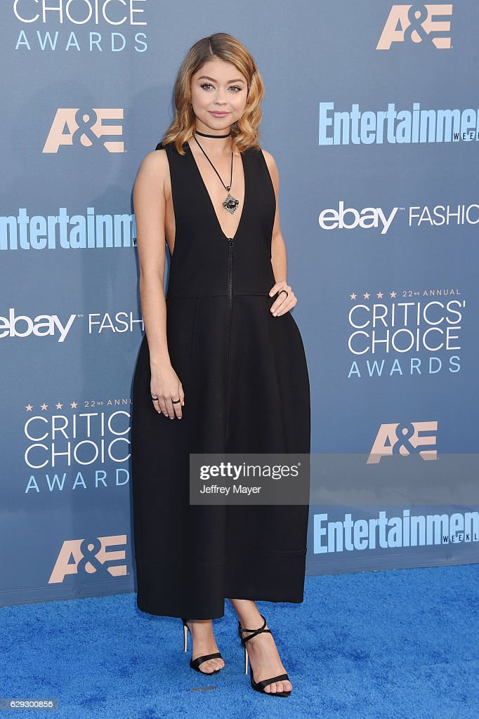 The 22nd Annual Critics' Choice Awards - Arrivals : Nachrichtenfoto