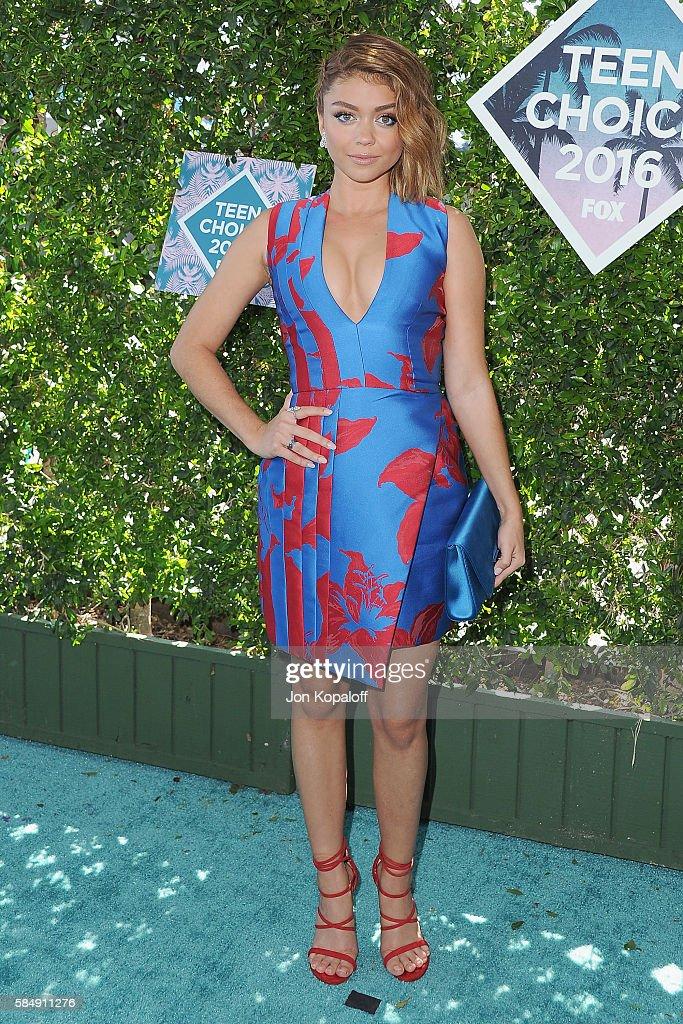 Teen Choice Awards 2016 - Arrivals : News Photo
