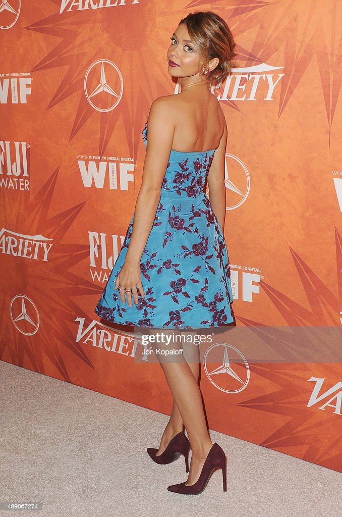 Variety And Women In Film Annual Pre-Emmy Celebration : ニュース写真