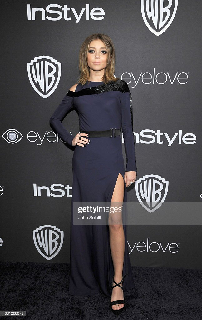 The 2017 InStyle And Warner Bros. 73rd Annual Golden Globe Awards Post-Party - Red Carpet