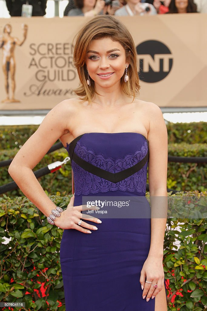 22nd Annual Screen Actors Guild Awards - Arrivals : Fotografía de noticias