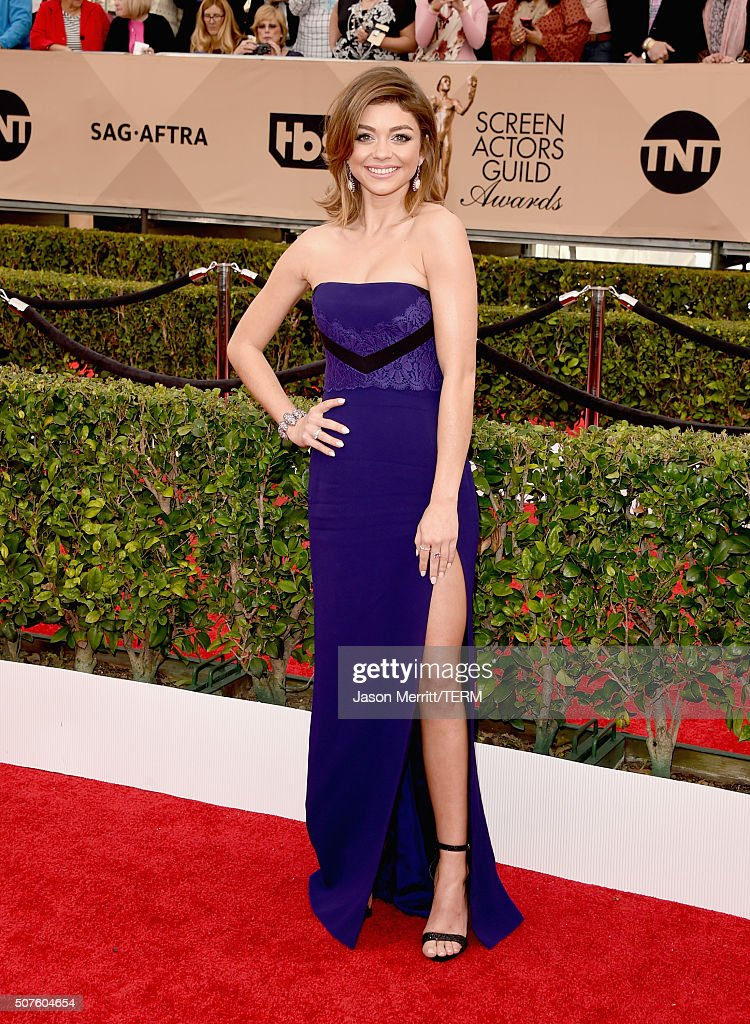The 22nd Annual Screen Actors Guild Awards - Arrivals : News Photo