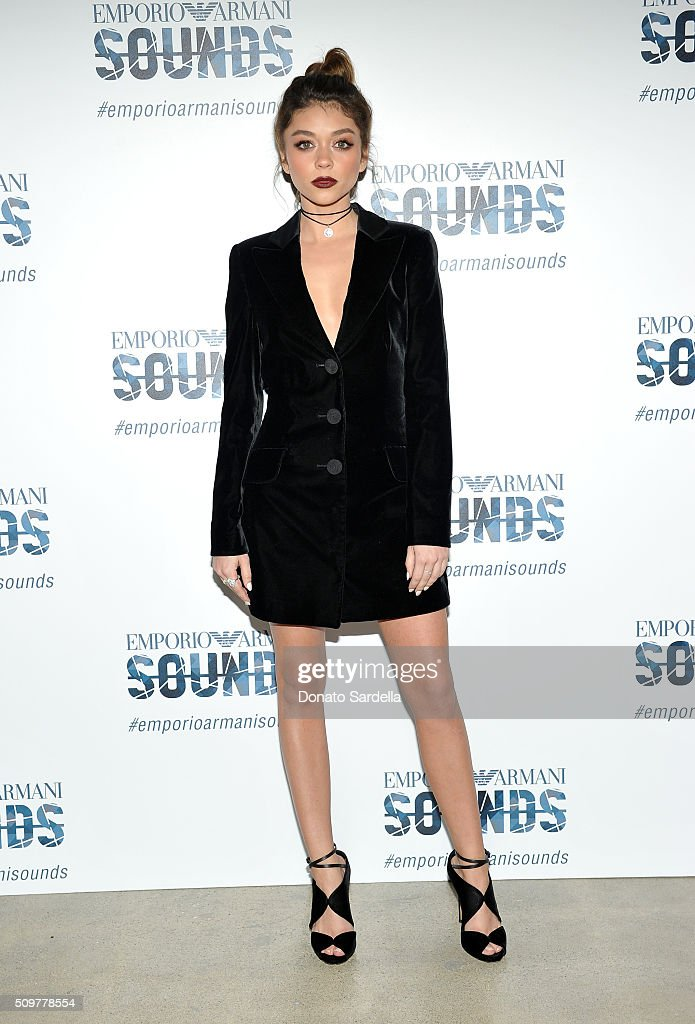 Emporio Armani Sounds Los Angeles - Arrivals