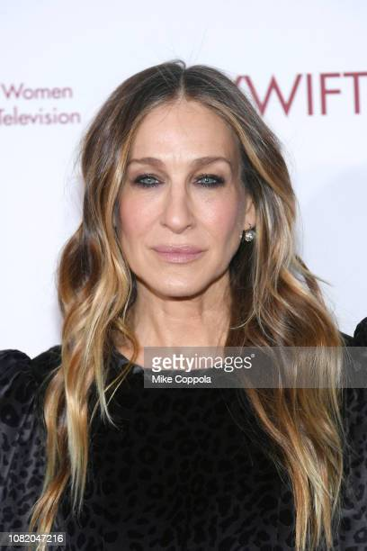 Actress Sarah Jessica Parker attends the 39th Annual Muse Awards at The New York Hilton Midtown on December 13, 2018 in New York City.