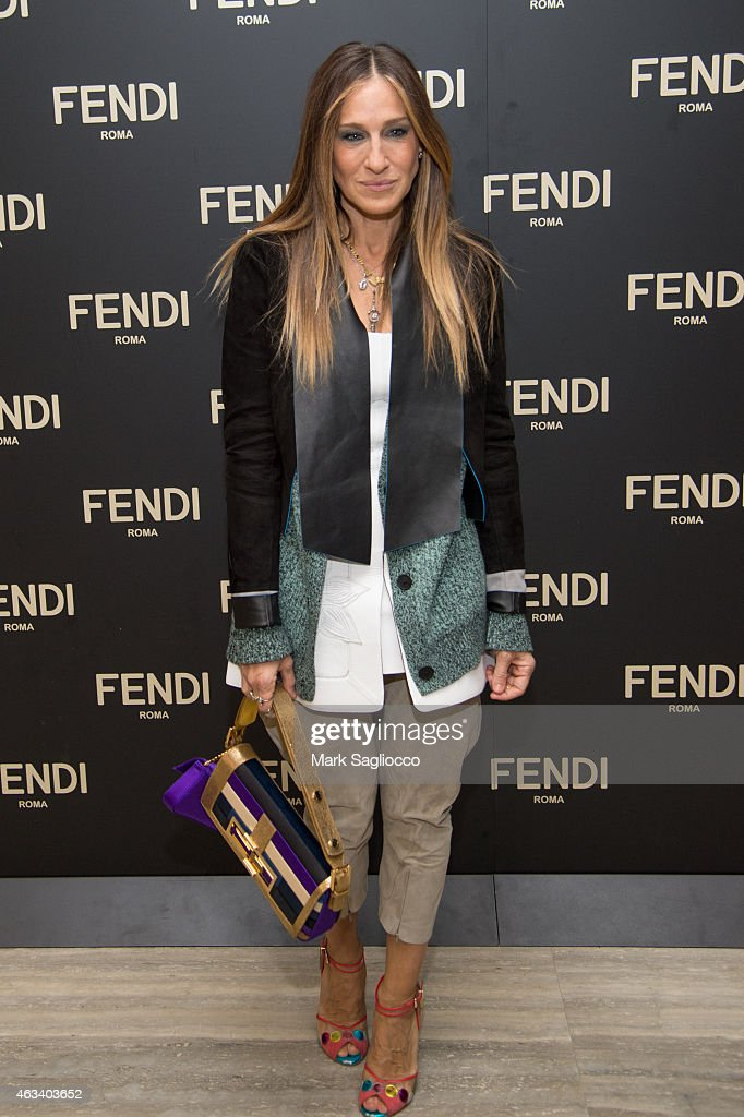 Fendi Celebrates The Opening Of The New York Flagship Store - Dinner