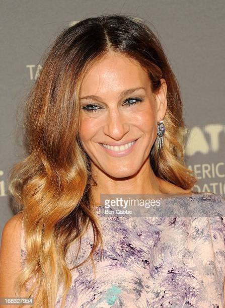 Actress Sarah Jessica Parker attends the Tate Americas Foundation Artists Dinner at Skylight at Moynihan Station on May 8 2013 in New York City