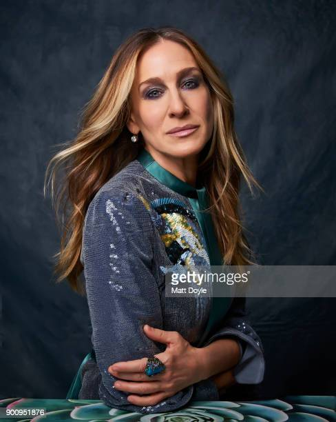 Actress Sarah Jessica Parker is photographed for Back Stage on November 8 2017 in New York City PUBLISHED IMAGE