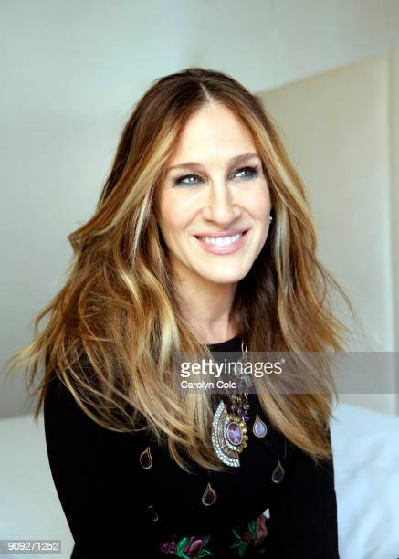 Actress Sarah Jessica Parker is photographed for Los Angeles Times on December 4 2017 in New York City PUBLISHED IMAGE CREDIT MUST READ Carolyn...