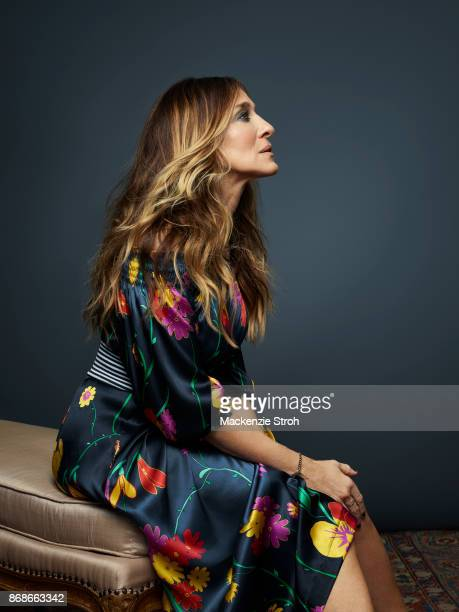Actress Sarah Jessica Parker is photographed for Vanity Fair Magazine on November 29 2016 at Art Basel in Miami Florida