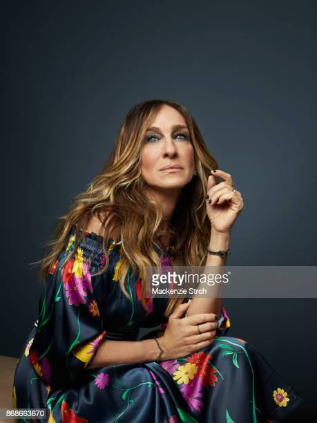 Actress Sarah Jessica Parker is photographed for Vanity Fair Magazine on November 29 2016 at Art Basel in Miami Florida PUBLISHED IMAGE