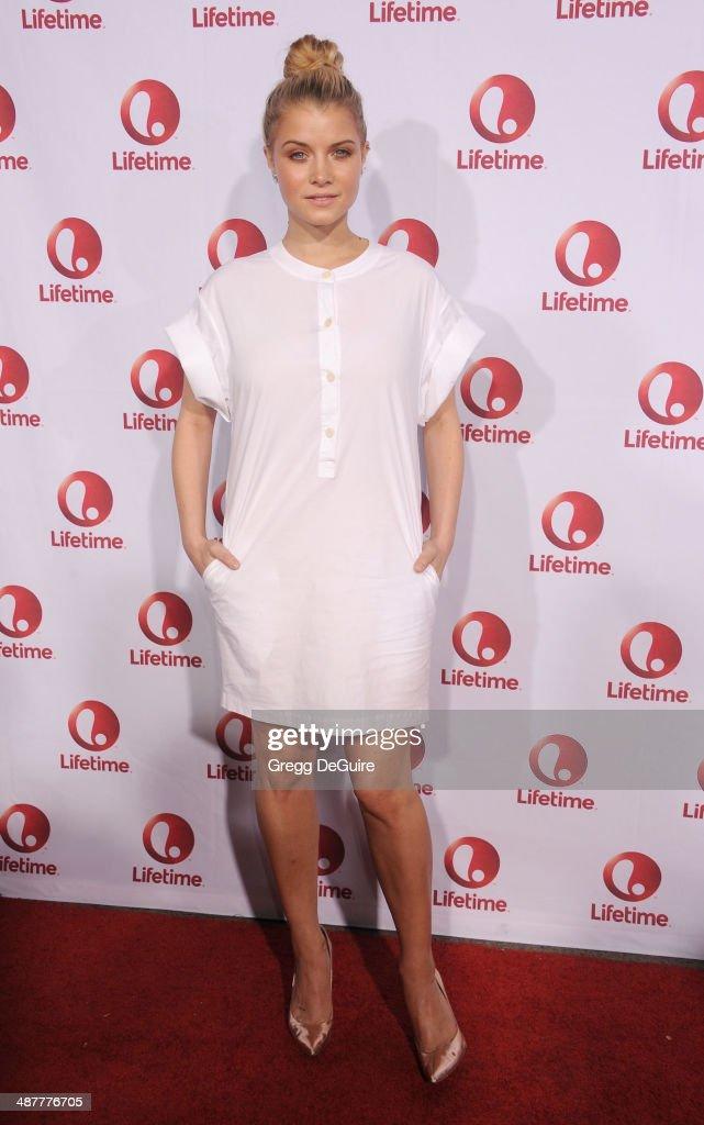 "Lifetime's ""Return To Zero"" - Los Angeles Premiere"