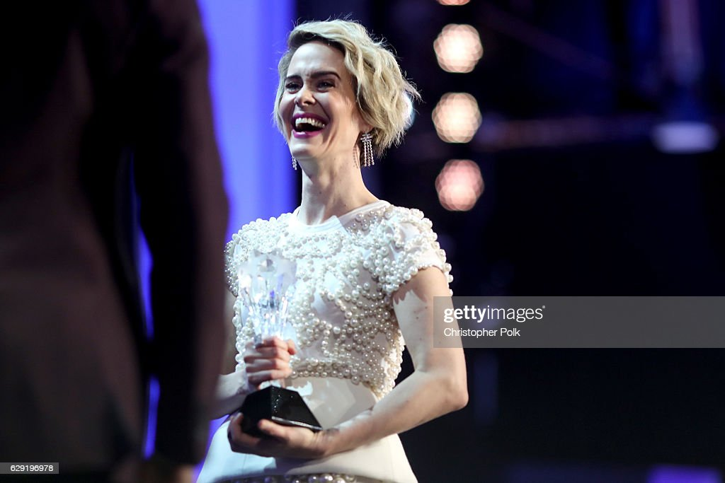 The 22nd Annual Critics' Choice Awards - Roaming Show : News Photo