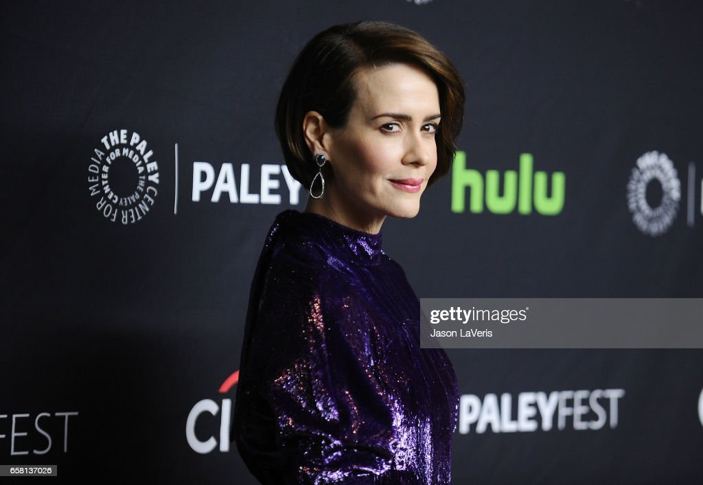"""The Paley Center For Media's 34th Annual PaleyFest Los Angeles - """"American Horror Story: Roanoke"""" - Arrivals : News Photo"""
