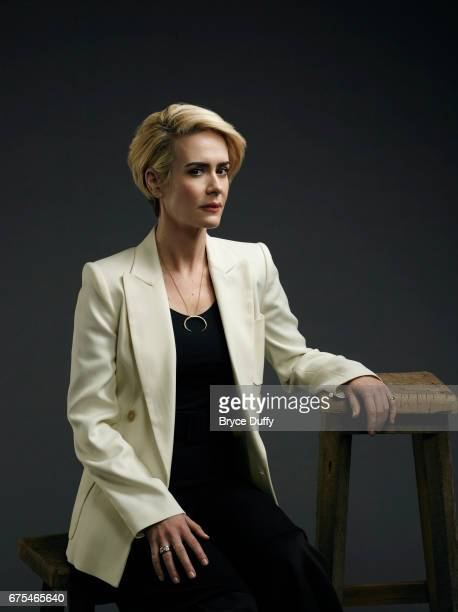 Actress Sarah Paulson photographed for Variety on April 3 in Los Angeles California
