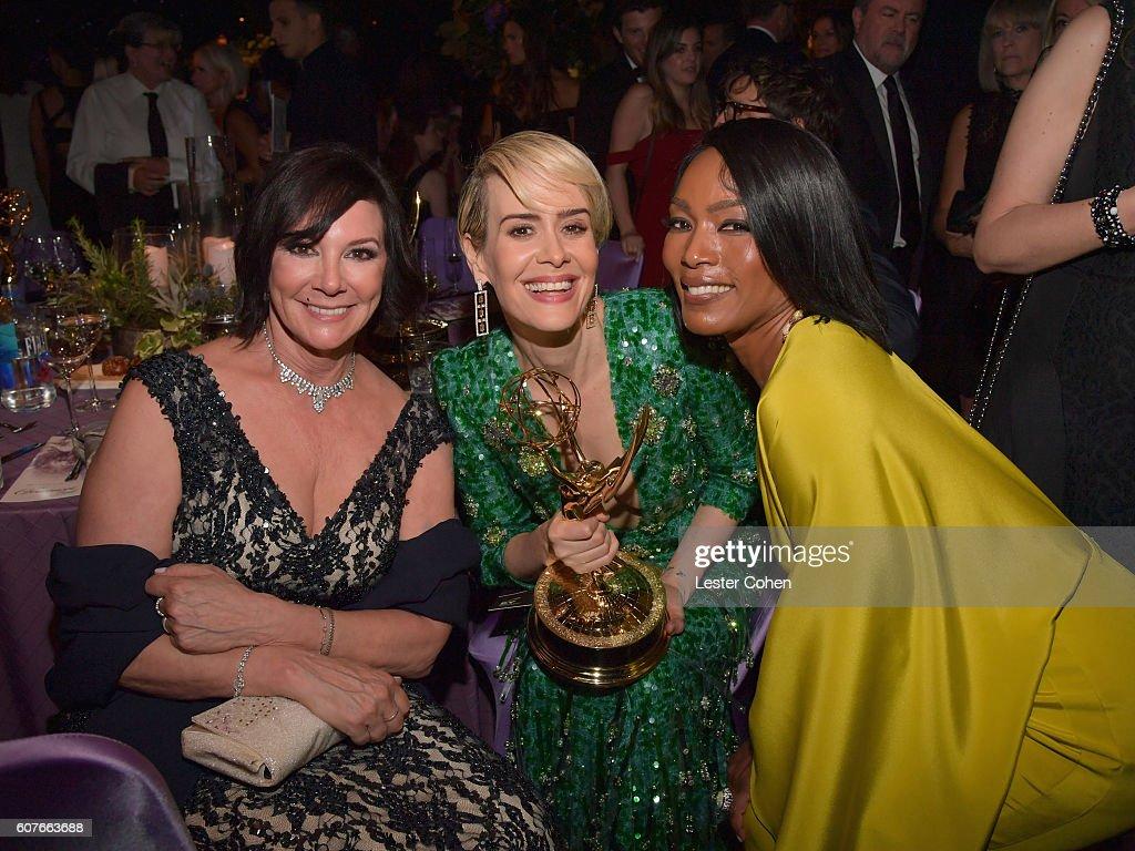 68th Annual Primetime Emmy Awards - Governors Ball : Foto jornalística