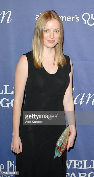 Actress Sarah Polley arrives to the Alzheimer's Association's 15th Annual 'A Night at Sardi's' fundraiser and awards dinner at the Beverly Hilton...