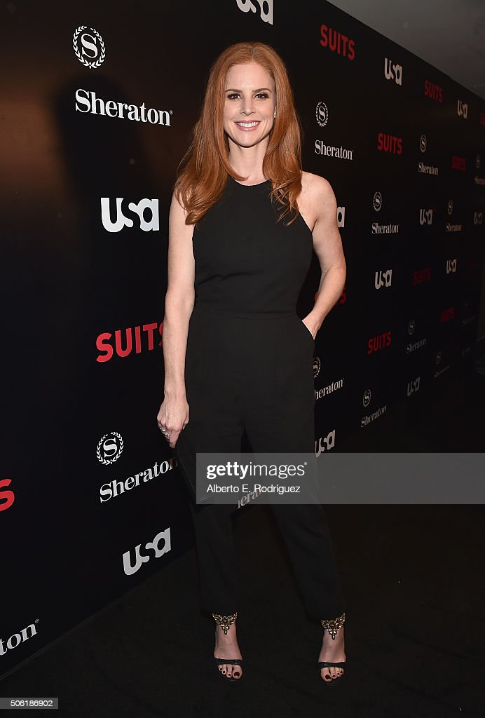 "Premiere Of USA Network's ""Suits"" Season 5 - Red Carpet"