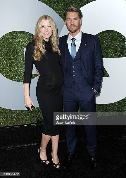 Actress Sarah Roemer and actor Chad Michael Murray attend the GQ Men of the Year party at Chateau Marmont on December 8 2016 in Los Angeles California