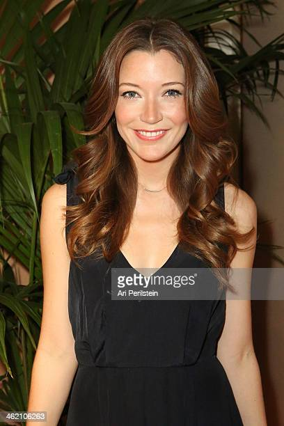 Actress Sarah Roemer attends Crackle TCA Presentation at The Langham Huntington Hotel and Spa on January 12 2014 in Pasadena California