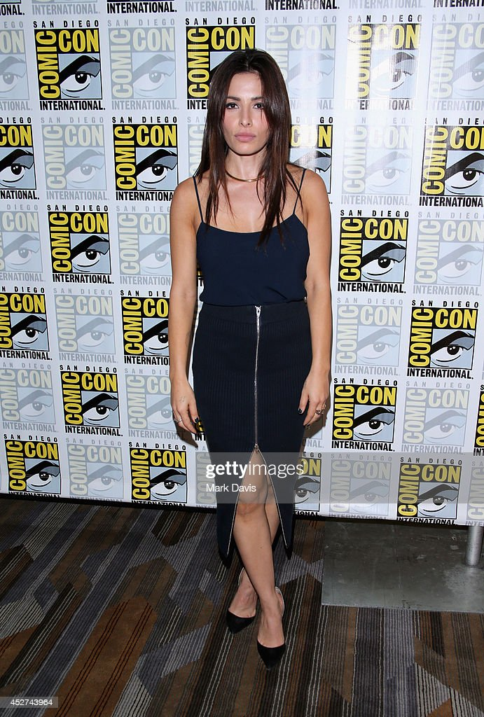 """Person Of Interest"" Press Line - Comic-Con International 2014 : News Photo"