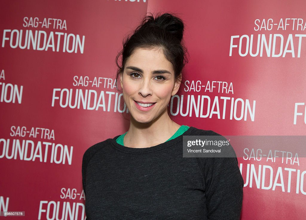 "SAG-AFTRA Foundation Conversations With Sarah Silverman For ""I Smile Back"""