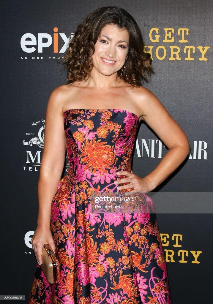 "Red Carpet Premiere of EPIX Original Series ""Get Shorty"""