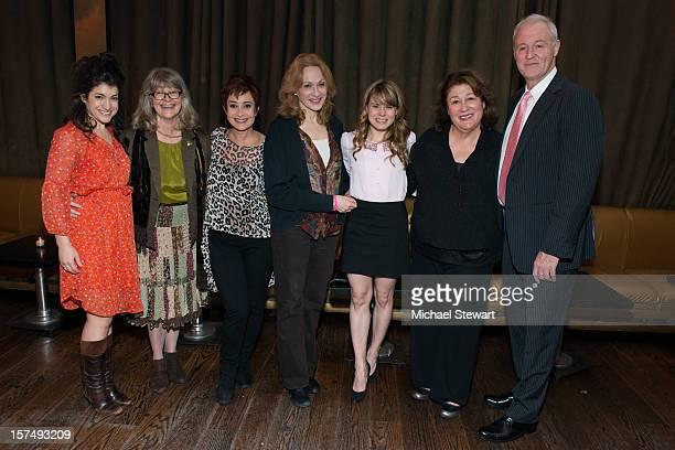 Actress Sarah Stiles director Judith Ivey actress Annie Potts actress Jan Maxwell actress Celia KeenanBolger actress Margo Martindale and writter...