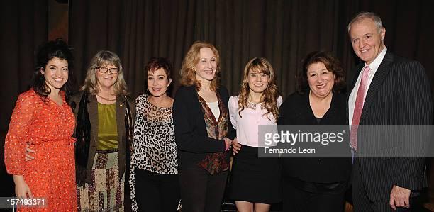 Actress Sarah Stiles director Judith Ivey actress Annie Potts actress Jan Maxwell actress Celia KeenanBolger actress Margo Martindale and writer...