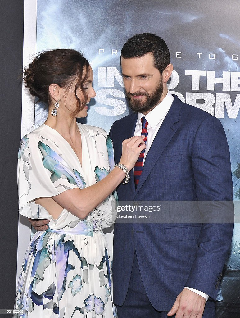 'Into The Storm' New York Premiere - Arrivals : News Photo