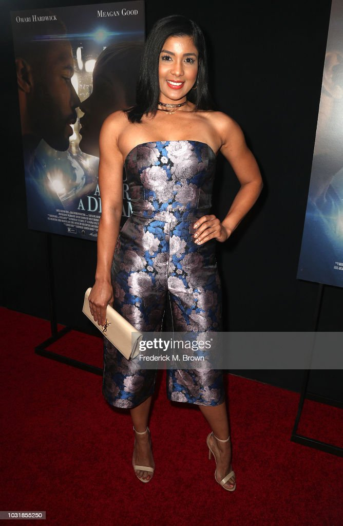 Actress Sarodj Bertin Attends The Premiere Of Samuel Goldwyn Films News Photo Getty Images