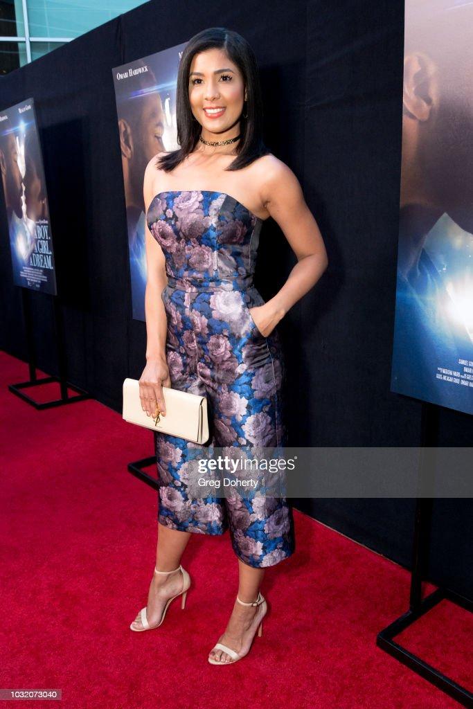 Actress Sarodj Bertin Attends The Premiere Of Samuel Goldwyn Films Nachrichtenfoto Getty Images
