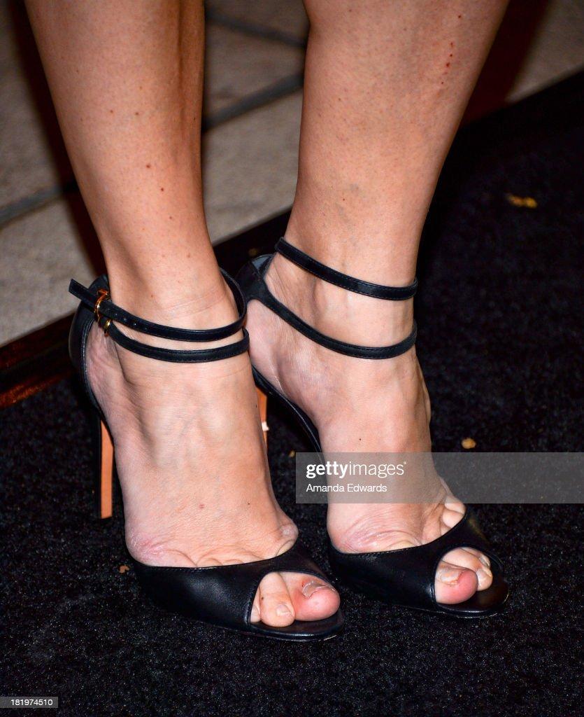 Amanda Jane Alexander actress sasha alexander arrives at the escada and w magazine