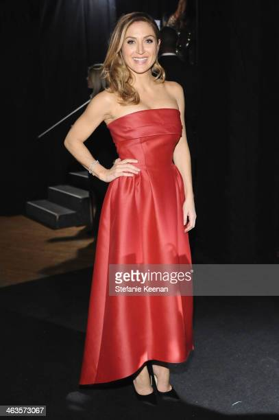 Actress Sasha Alexander attends the 20th Annual Screen Actors Guild Awards at The Shrine Auditorium on January 18 2014 in Los Angeles California