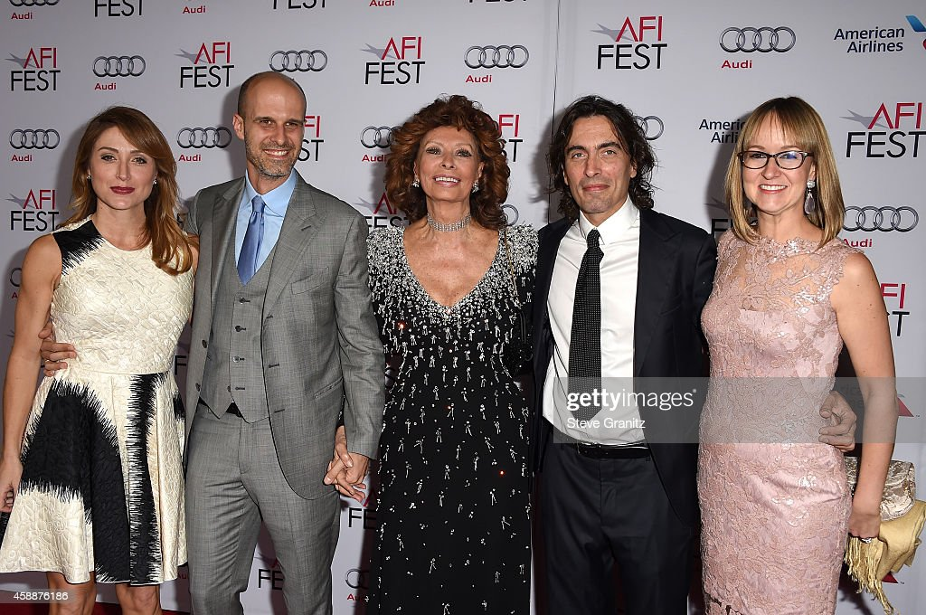 AFI FEST 2014 Presented By Audi - A Special Tribute To Sophia Loren : News Photo