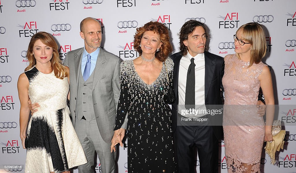 USA - A Special Tribute to Sophia Loren at AFI FEST 2014. : News Photo
