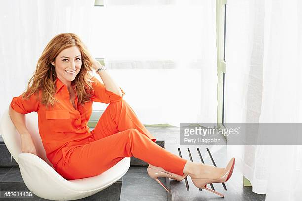 Actress Sasha Alexander is photographed for TV Guide Magazine on May 14 2013 in New York City