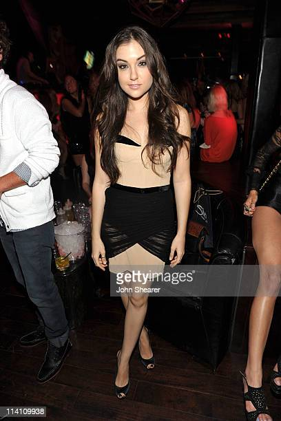Actress Sasha Grey attends the 2011 Maxim Hot 100 Party with New Era Miller Lite 2ist and Silver Jeans Co held at Eden on May 11 2011 in Hollywood...