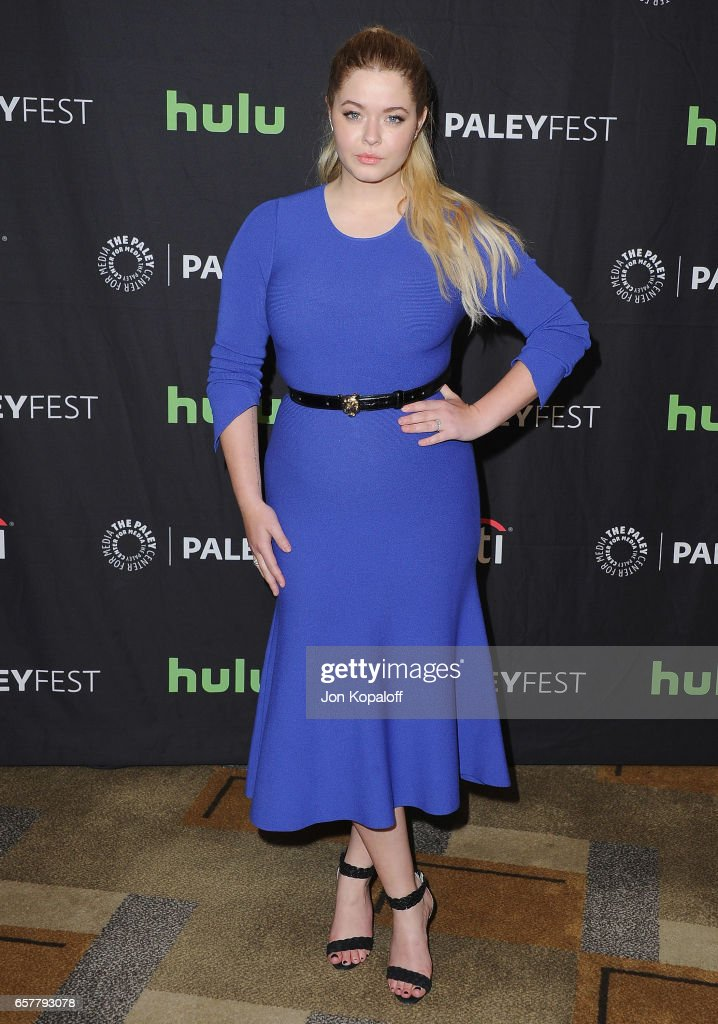 "The Paley Center For Media's 34th Annual PaleyFest Los Angeles - ""Pretty Little Liars"" - Arrivals"