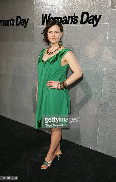 Actress Saskia Burmeister attends the Women's Day 60th Anniversary Celebrations at the Glass Brasserie on July 31 2008 in Sydney Australia