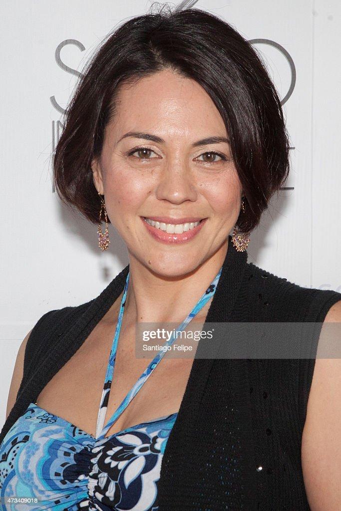 Actress Satomi Hofmann attends SOHO International Film Festival Film 2015 at Village East Cinema on May 14, 2015 in New York City.