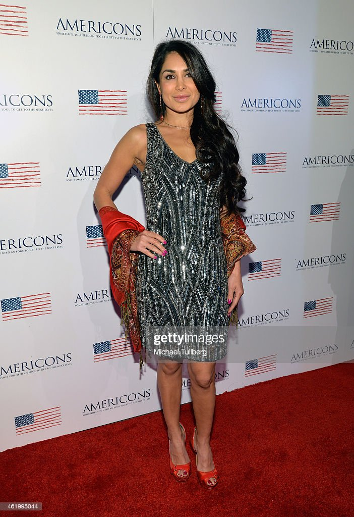 """Screening Of """"Americons"""" - Arrivals"""