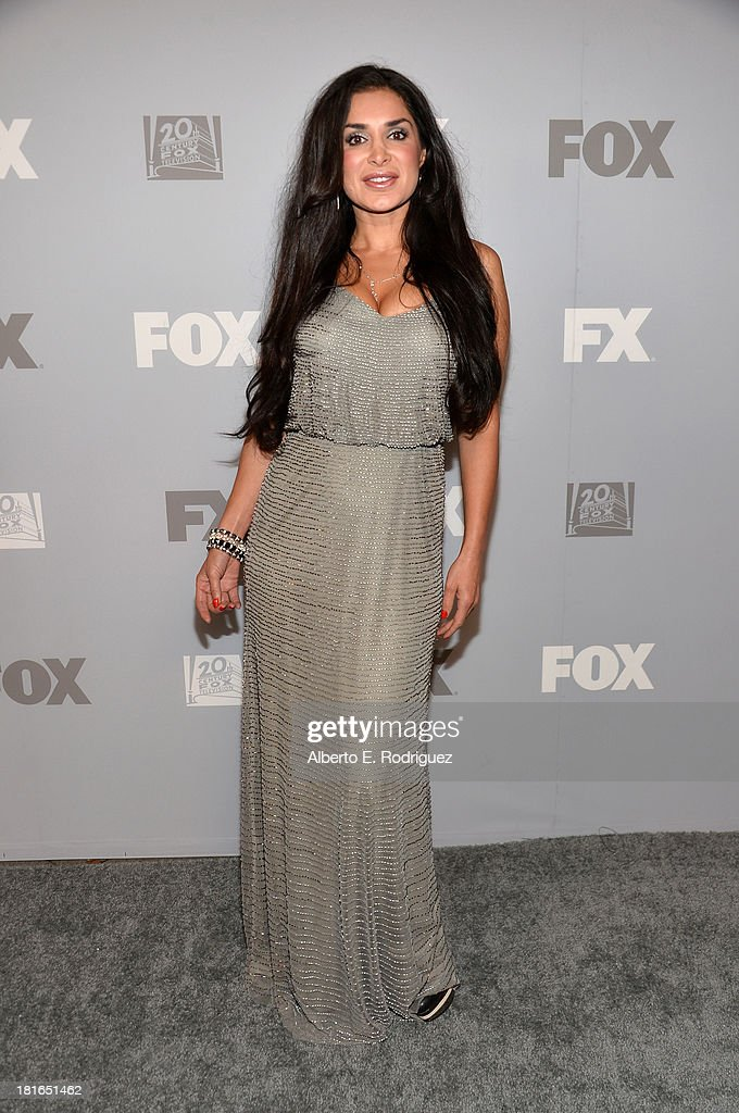 FOX Broadcasting Company, Twentieth Century FOX Television And FX Post Emmy Party - Arrivals