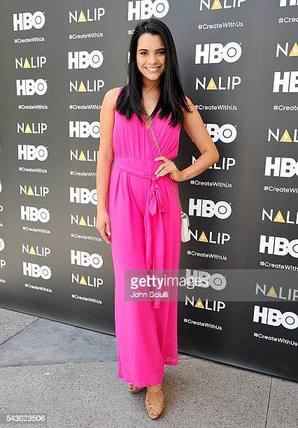 Actress Scarlet Gruber attends the NALIP Media Summit at Dolby Theatre on June 25 2016 in Hollywood California
