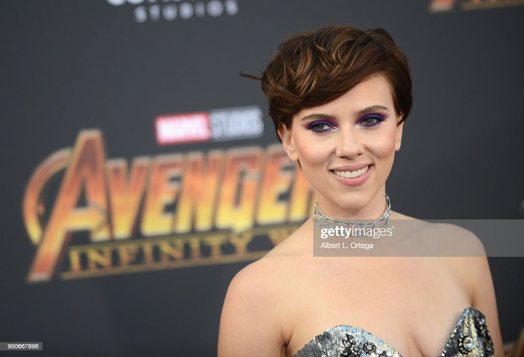 "Premiere Of Disney And Marvel's ""Avengers: Infinity War"" - Arrivals : Nieuwsfoto's"