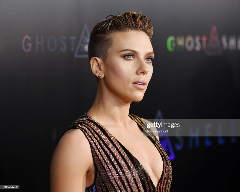 "Paramount Pictures & DreamWorks Pictures Host The Premiere Of ""Ghost In The Shell"" : News Photo"
