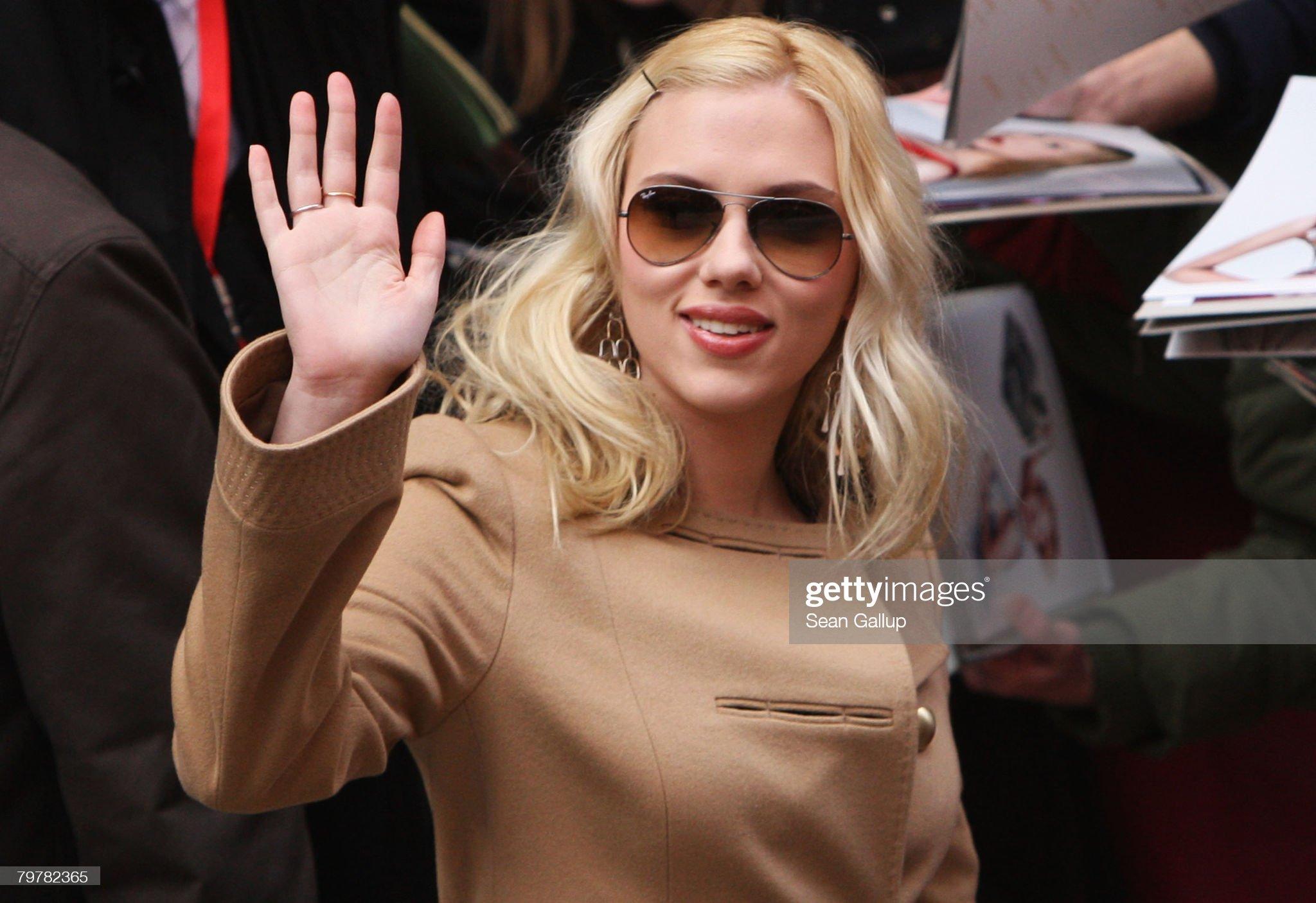 Can Scarlett Johansson beat Disney?